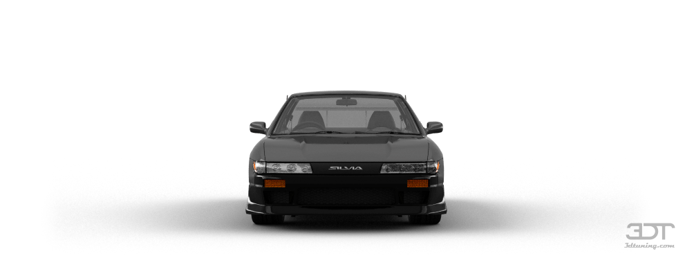Nissan Silvia Club K's Coupe 1992