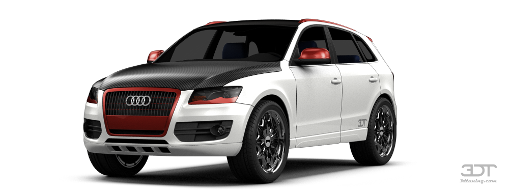 3dtuning Of Audi Q5 Crossover 2011 3dtuning Com Unique