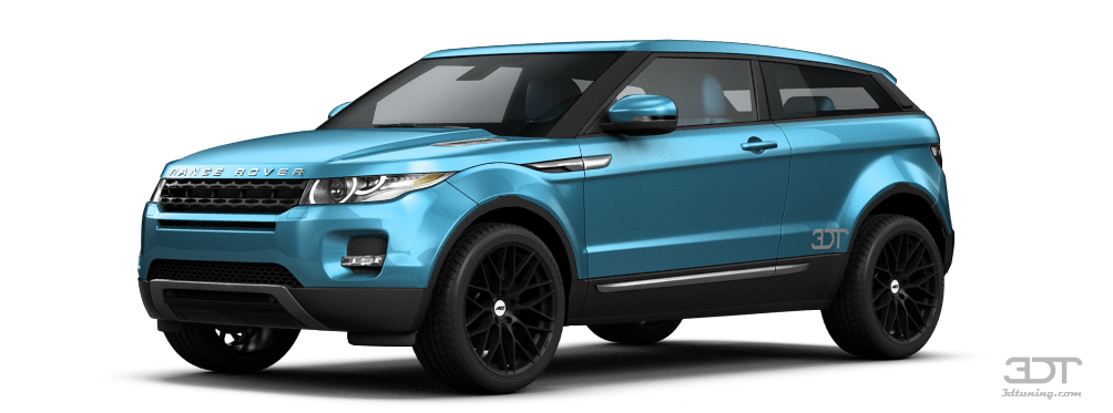 Range Rover Evoque 3 Door Crossover 2012 tuning