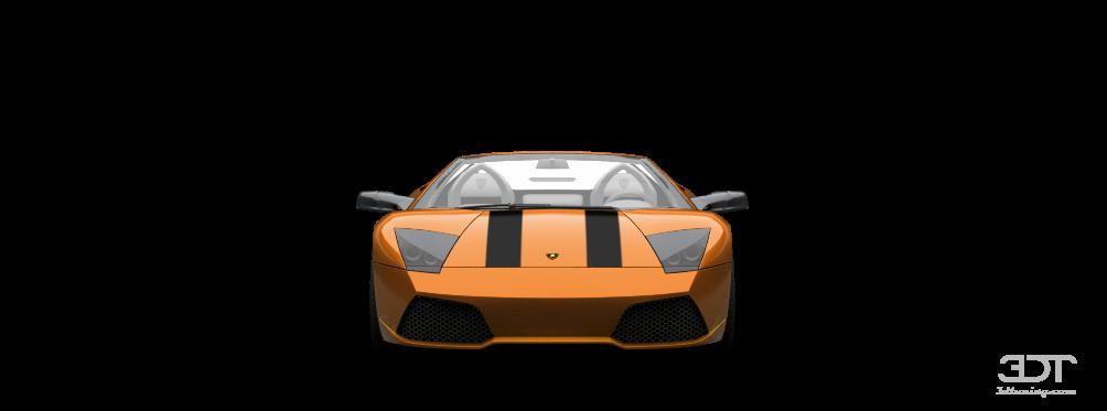 3dtuning Of Lamborghini Murcielago Roadster 2007 3dtuning