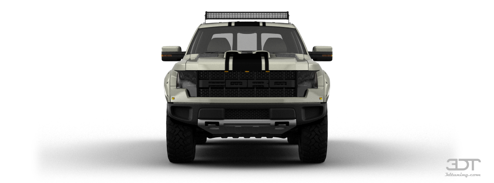 Ford F-150 SVT Raptor SuperCrew'13