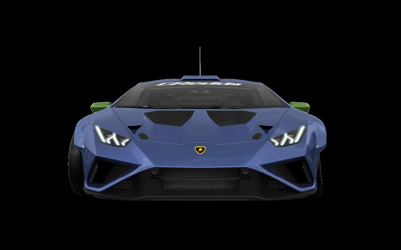 Lamborghini Huracan 2 Door Coupe 2014