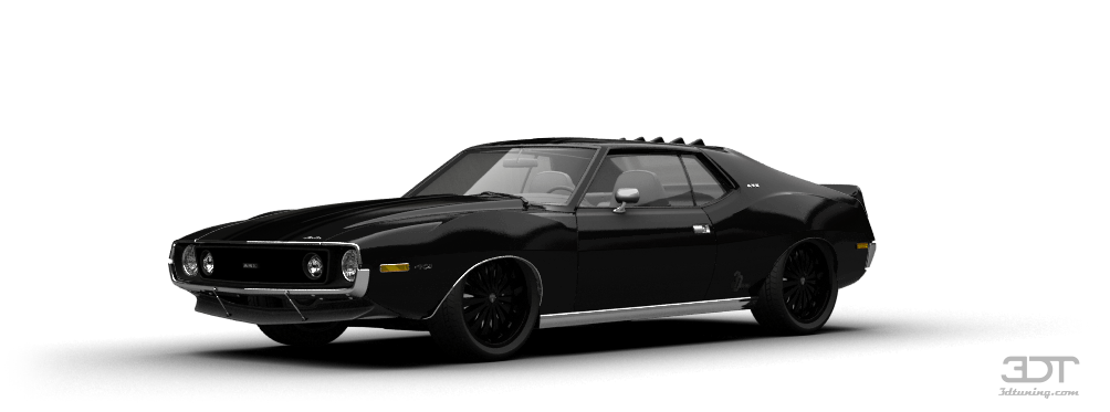 AMC Javelin-AMX Coupe 1971 tuning