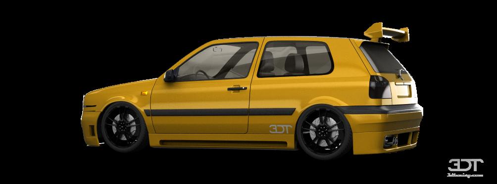 My perfect Volkswagen Golf 3