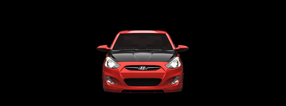 Hyundai Solaris'11