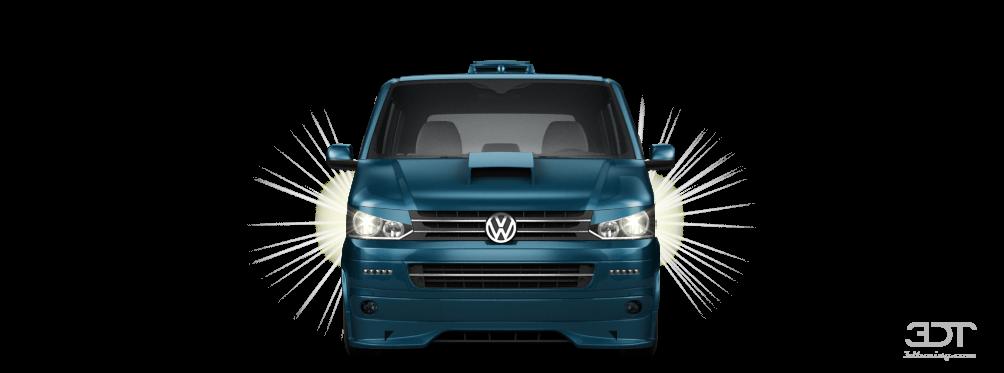 Volkswagen Transporter T5'10