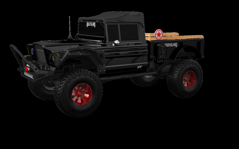 Jeep Kaiser M715'68