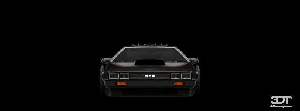 DeLorean DMC-12'81
