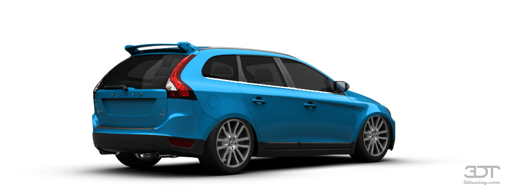 3dtuning Of Volvo Xc60 Crossover 2009 3dtuning Com
