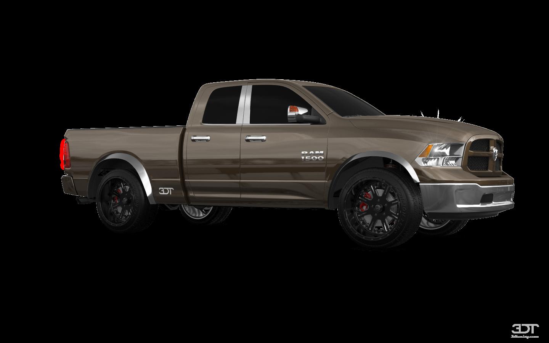 Dodge Ram 1500 Quad-Cab'14