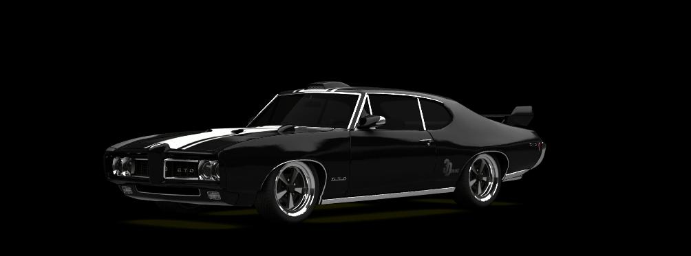 Pontiac GTO 2 Door Coupe 1968 tuning