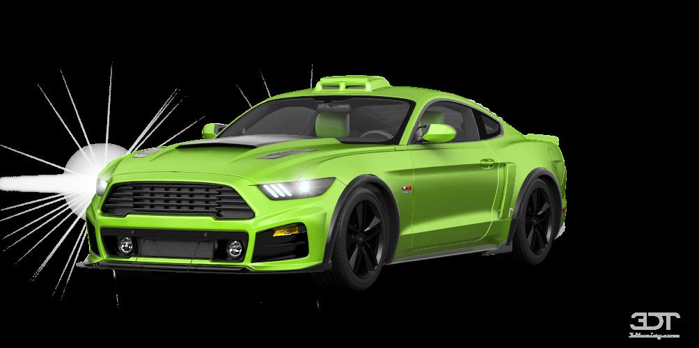 Mustang GT'15