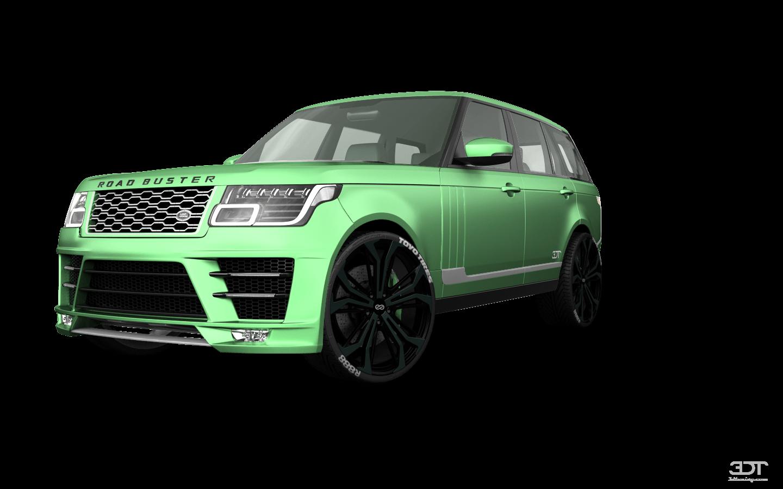 Range Rover Range Rover 5 Door SUV 2013 tuning
