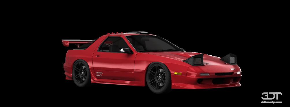 Mazda Savanna RX-7 Coupe 1990 tuning