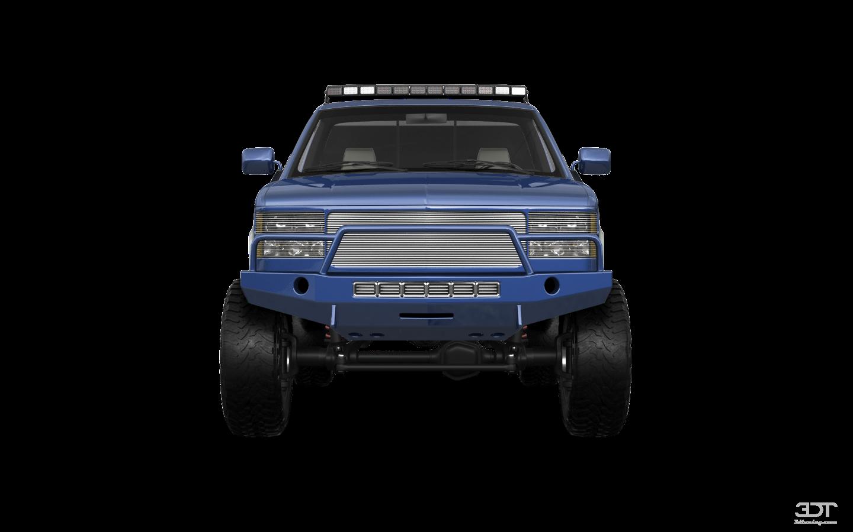 Chevrolet K1500 Regular Cab Fleetside'88