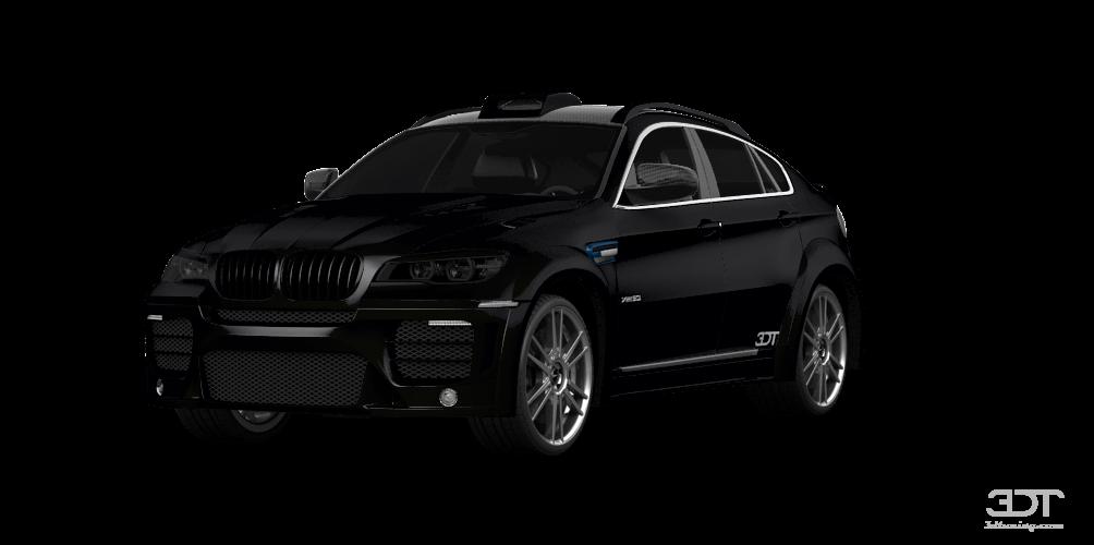 My perfect BMW X6.