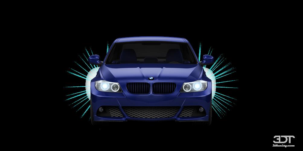 BMW 3 series (facelift) Sedan 2010