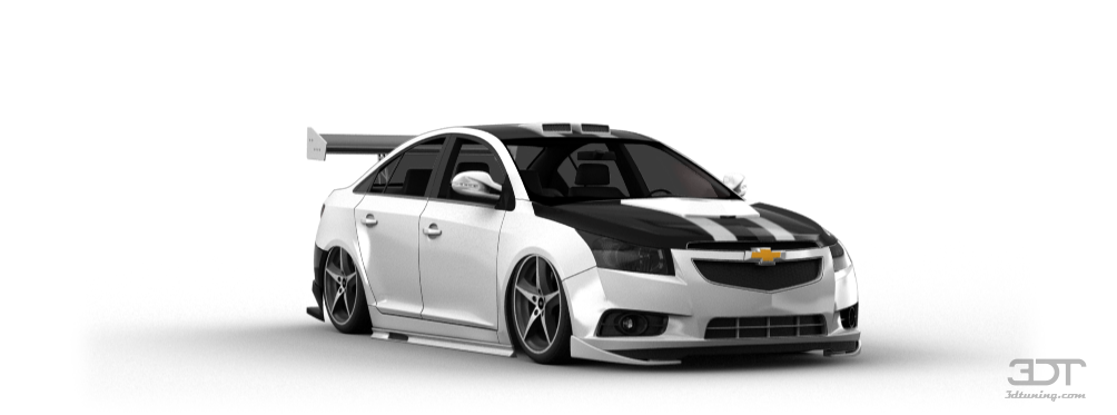 accesorios tuning para chevrolet cruze. Black Bedroom Furniture Sets. Home Design Ideas
