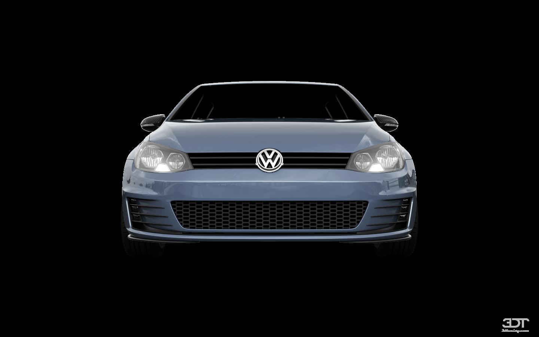 Volkswagen Golf 7'13