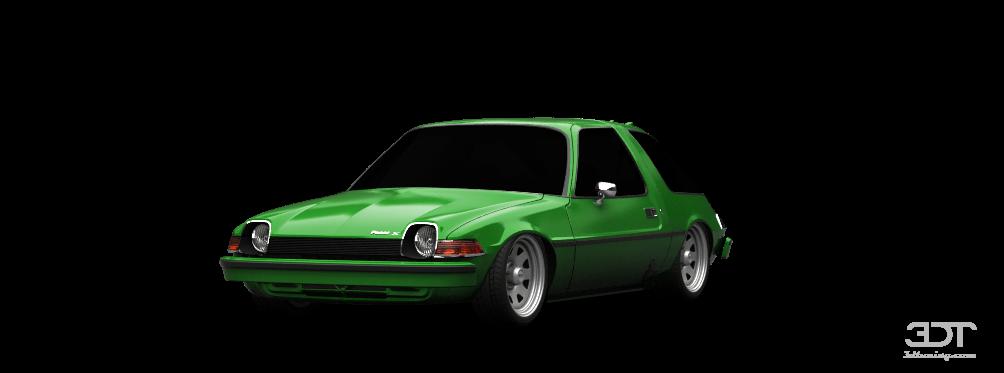 AMC Pacer X 3 Door Hatchback 1975 tuning