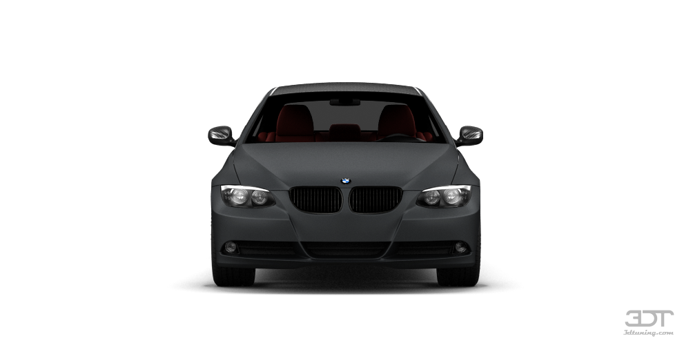 BMW 3 series (facelift)'07