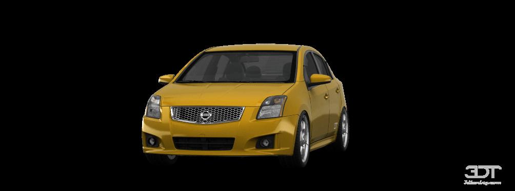 My Perfect Nissan Sentra Se R Spec V N R 3dtuning