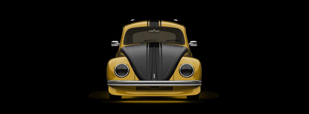 Volkswagen Beetle sedan 1980