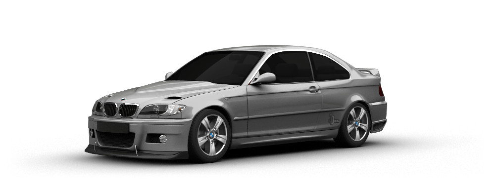 BMW 3 series (facelift) Coupe 2002 tuning