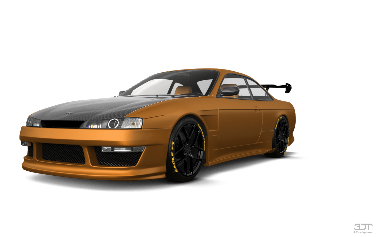 Nissan Silvia S14 2 Door Coupe 1995 tuning