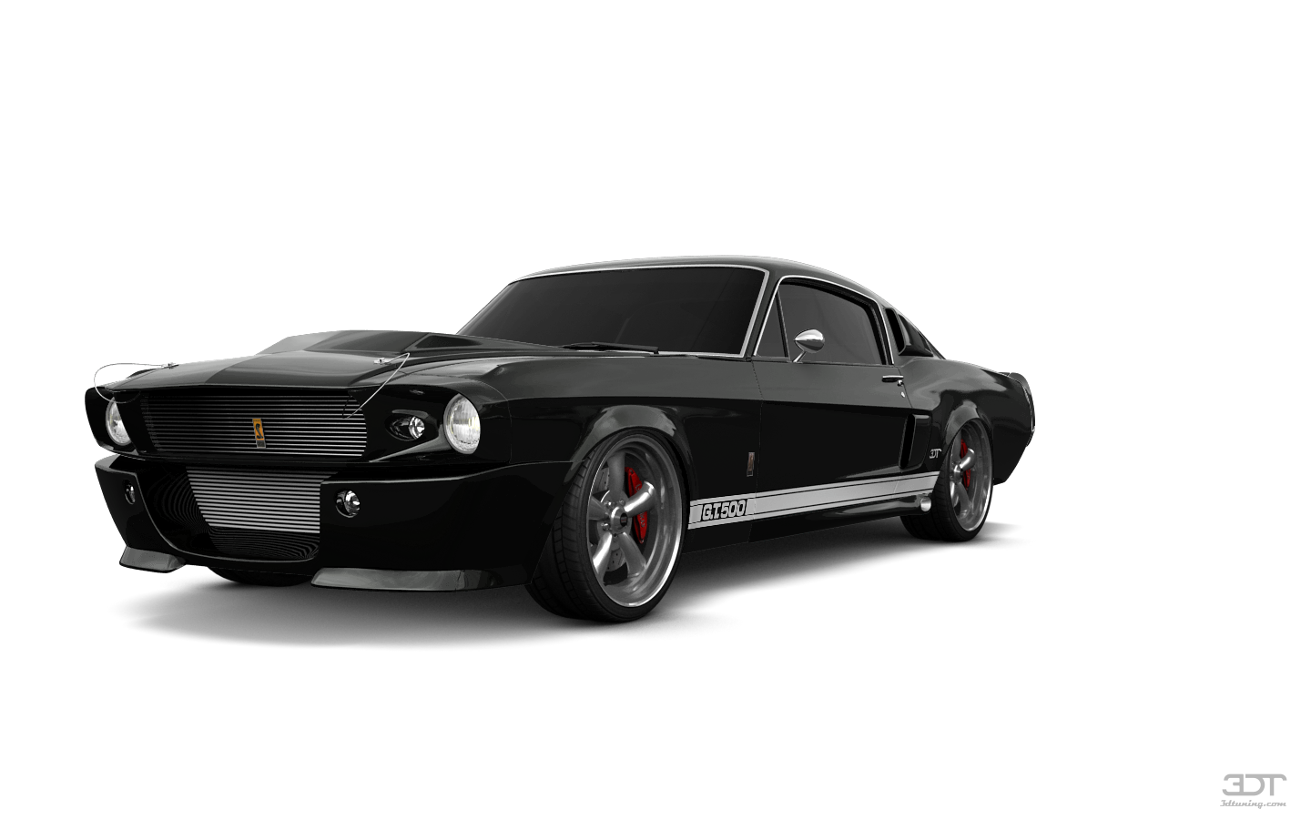 Mustang Shelby GT500'68