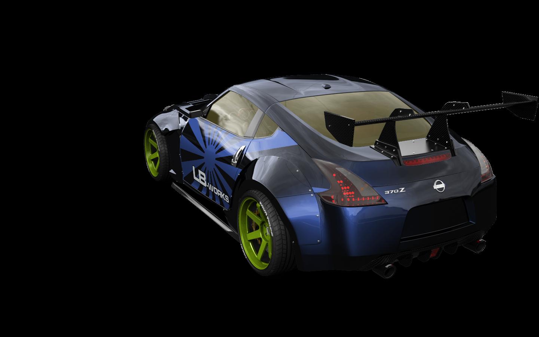 Nissan 370Z 3 Door Coupe 2015 tuning