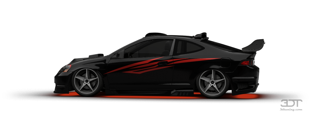 Acura RSX Coupe 2005 tuning