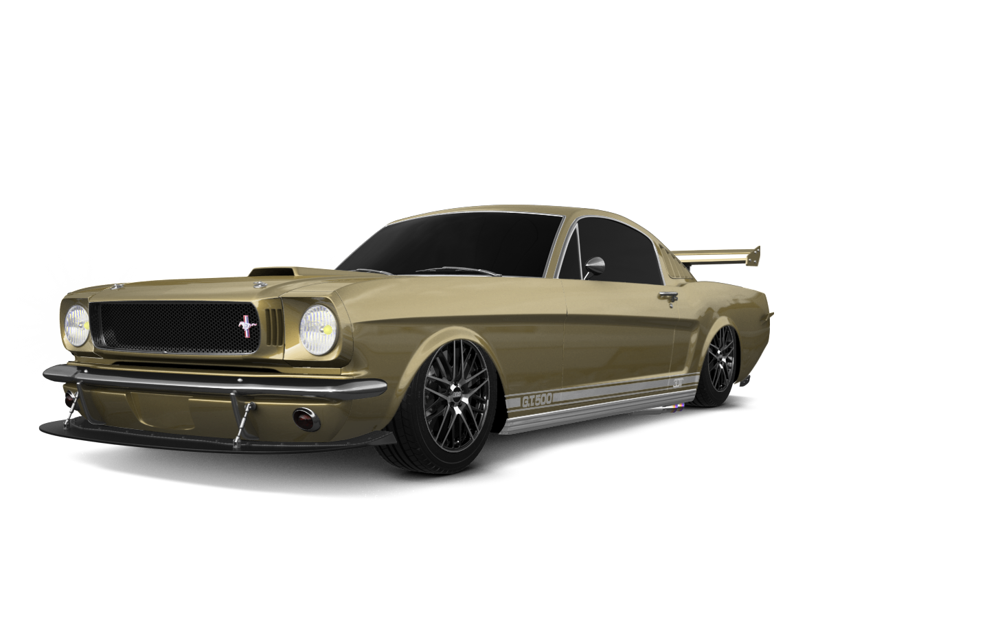 Ford Mustang Fastback 1964 tuning