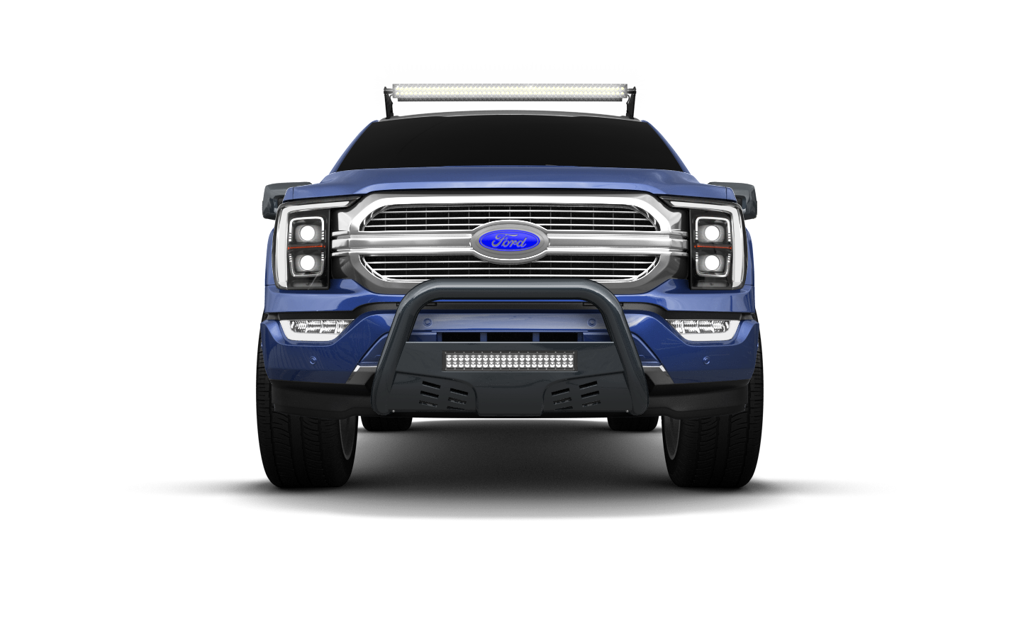 Ford F-150 SuperCrew'21