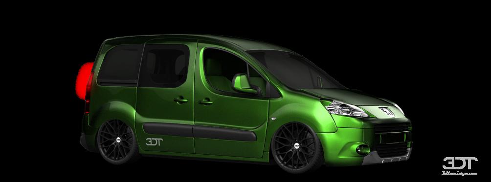 Peugeot Partner'08