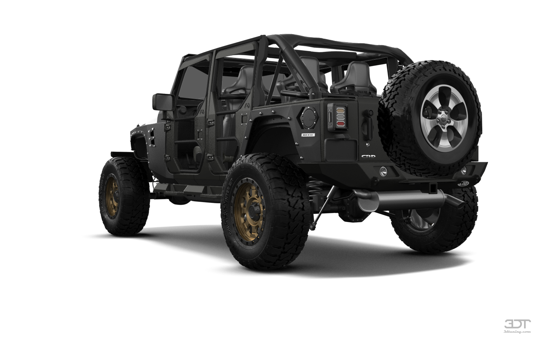 Jeep Wrangler Unlimited Rubicon Recon'17