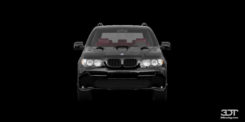 BMW X5 Crossover 2002