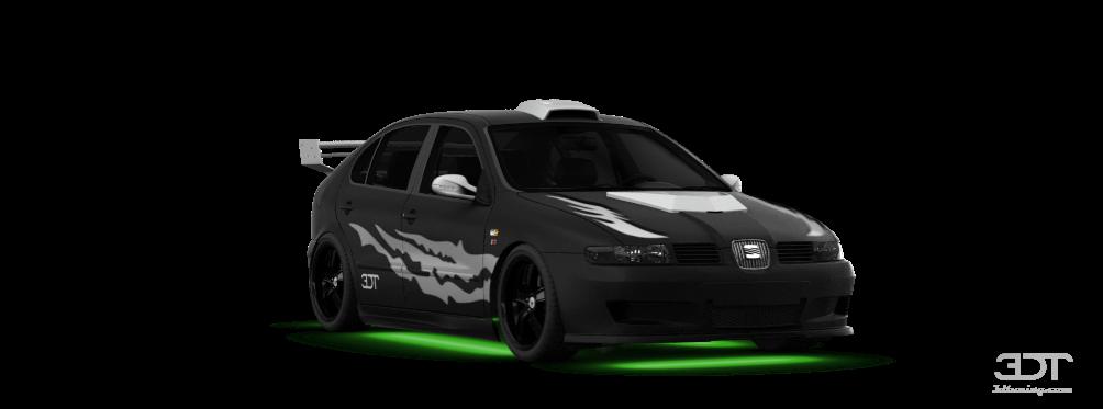 Seat Leon Cupra R 5 Door Hatchback 2003 tuning