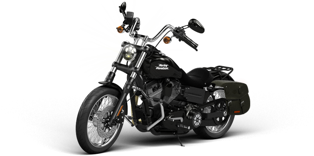 Harley-Davidson Dyna Street Bob Cruiser 2015 tuning