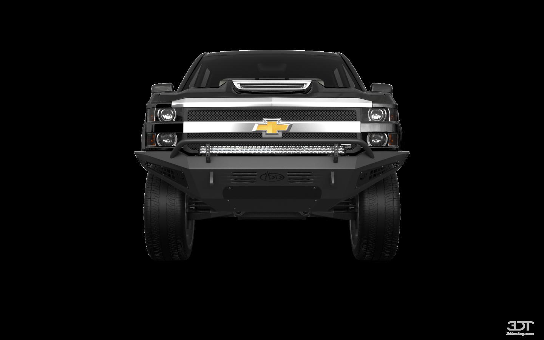 Chevrolet Silverado 3500'15
