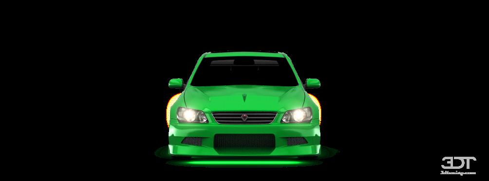 Toyota Altezza RS200'04