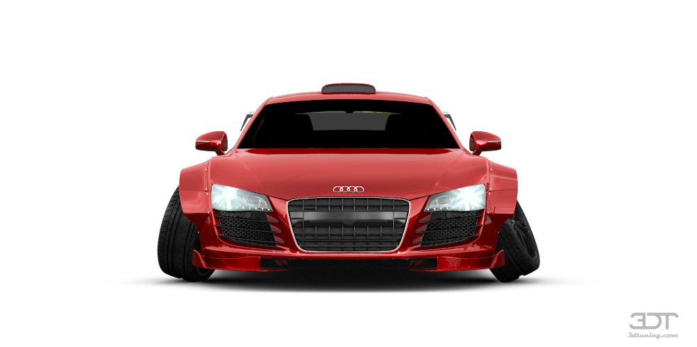 My Perfect Audi R Nr DTuning Probably The Best Car - Audi car configurator