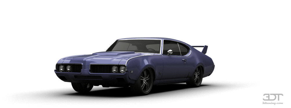 Oldsmobile 442 Coupe 1969 tuning