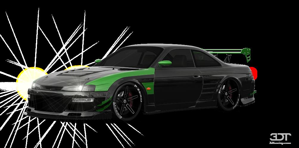 Nissan Silvia S14'94
