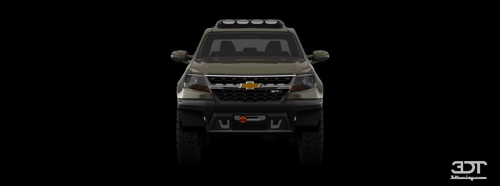 Chevrolet Colorado ShortCab Truck 2015