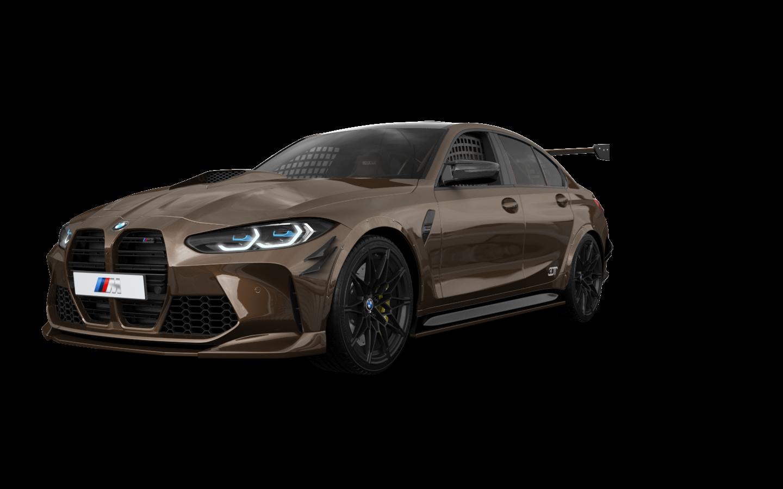 BMW M3 Sedan 2021 tuning