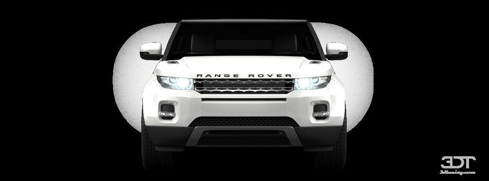 Range Rover Evoque 3 Door'12