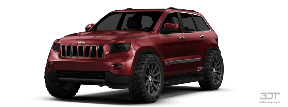Jeep Grand Cherkee 3DTuning of Jeep Grand Cherokee SUV 2011 3DTuning.com ...