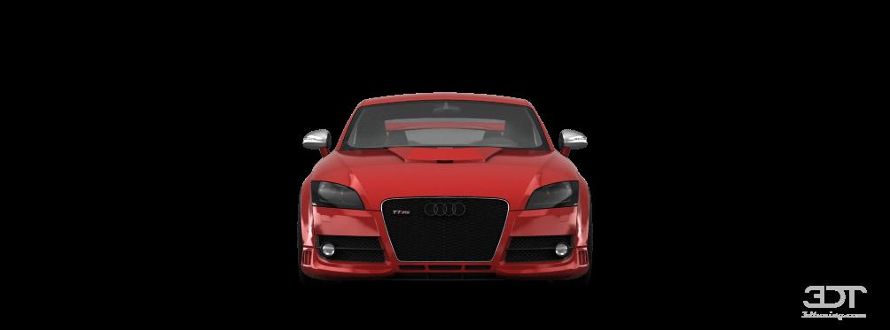 DTuning Of Audi TTRS Coupe DTuningcom Unique Online - Audi car configurator