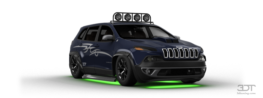 My Perfect Jeep Cherokee Eu